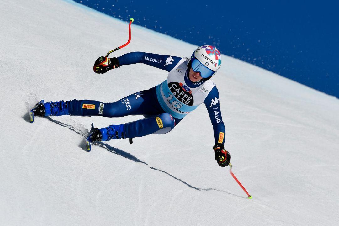La startlist della combinata di Crans-Montana: Brignone e Bassino vanno per il podio