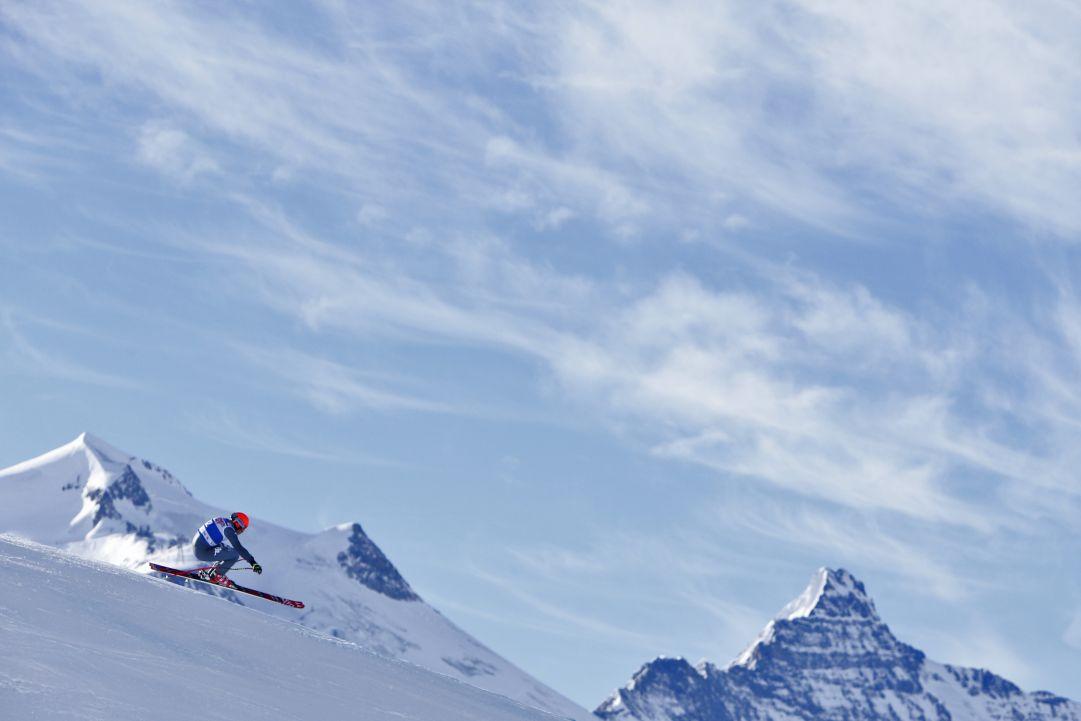 Velocisti azzurri in Val Senales: Battilani e compagni sul ghiacciaio fino a sabato, c'è anche Hanna Schnarf