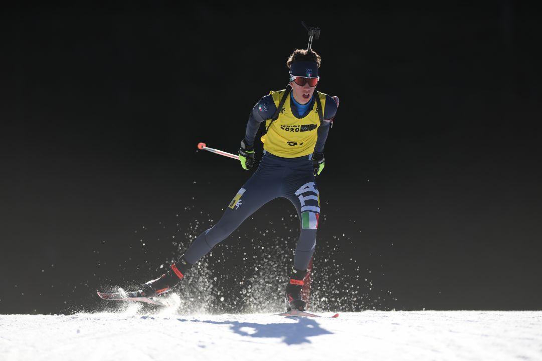 E' trionfo azzurro agli YOG: la staffetta mista del biathlon conquista l'oro battendo Russia e Francia