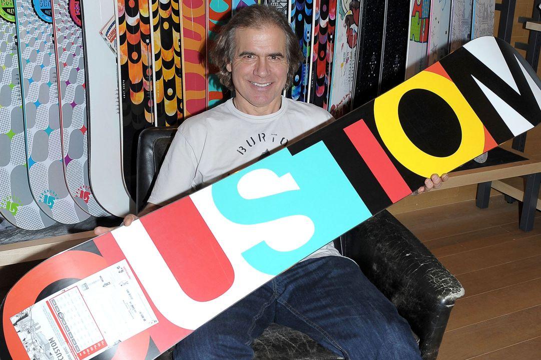 E' morto il 'padre' dello snowboard: Jake Burton Carpenter sconfitto dalla malattia a 65 anni