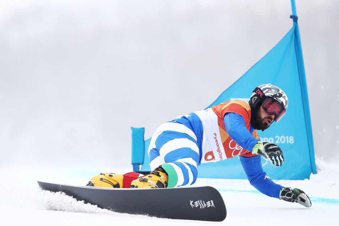 Livigno accoglie la nazionale di snowboard parallelo a tre settimane dall'opening di Coppa del Mondo