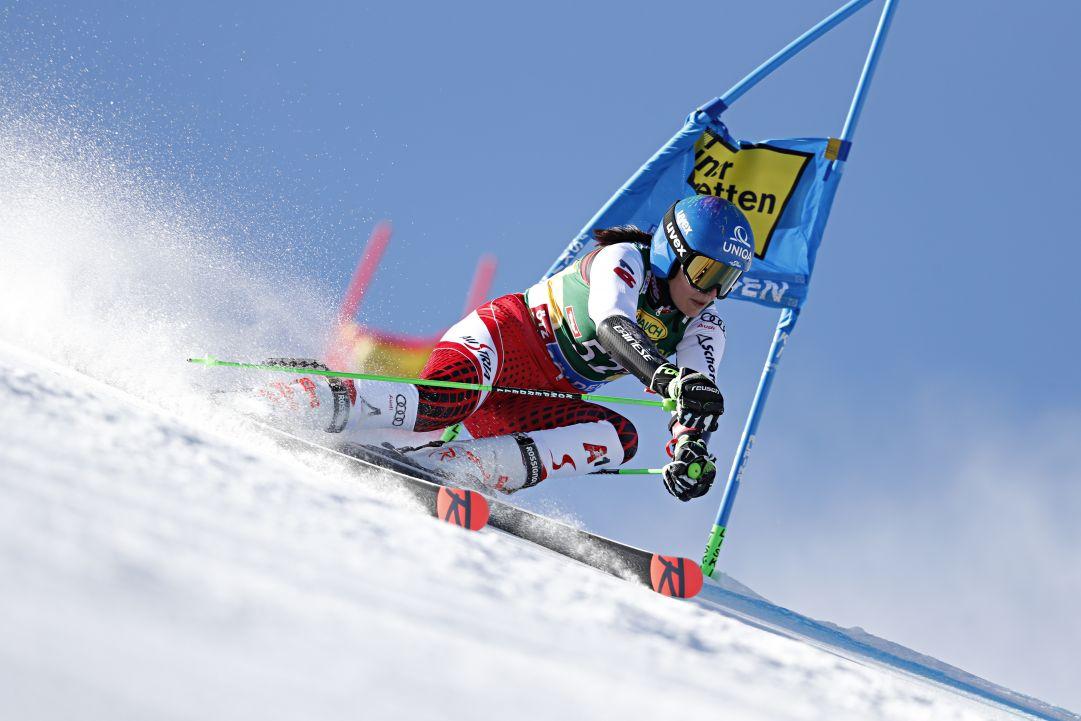 Ancora... Fest per l'Austria a Kvitfjell: dominio nella combinata che vede Jole Galli al 9° posto