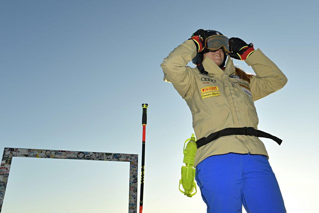 Sofia Goggia al lavoro da Copper Mountain: 'Due settimane per dedicarmi solo allo sci, senza distrazioni'