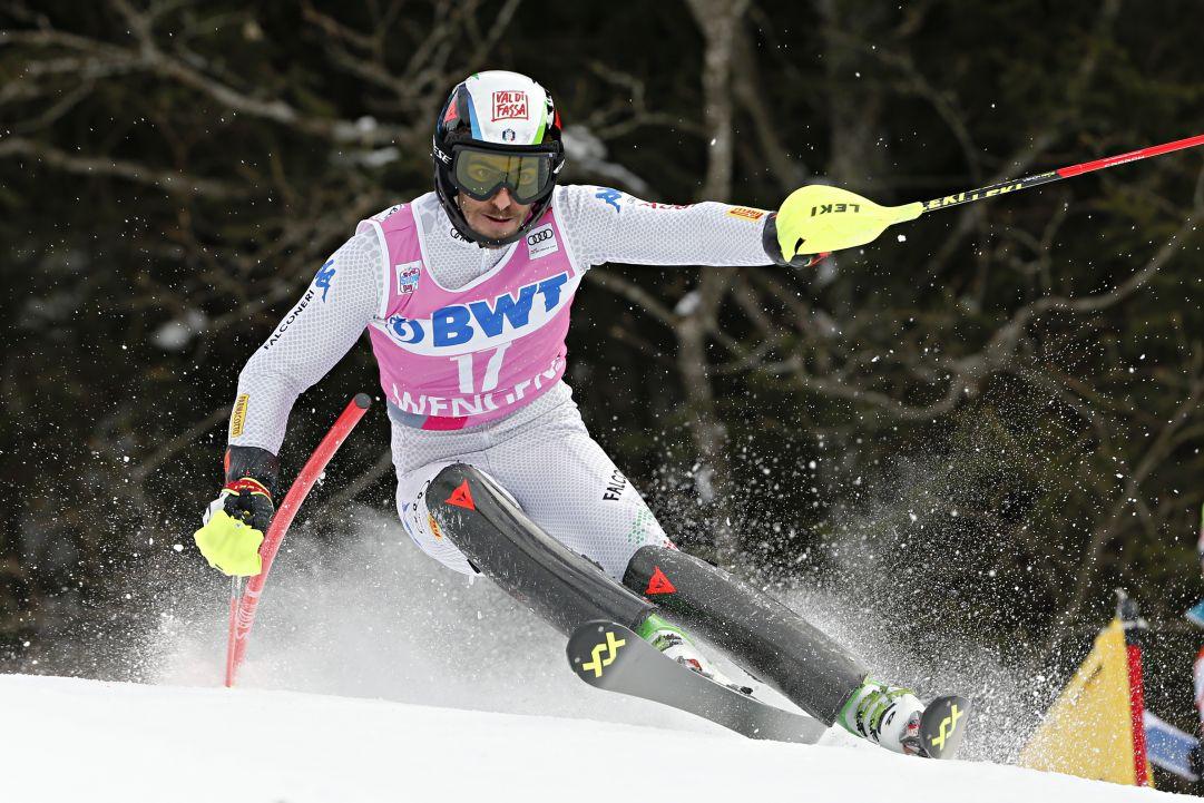 Quattro azzurri tra i primi 30 dello slalom per Levi. L'obiettivo è tornare sul podio dopo due anni a digiuno