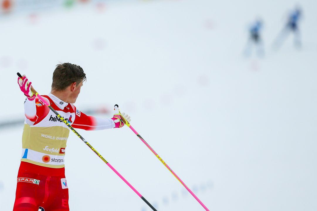 Le sprint di Ruka parlano norvegese: dominio di Klaebo e Falla, per Federico Pellegrino eliminazione ai quarti