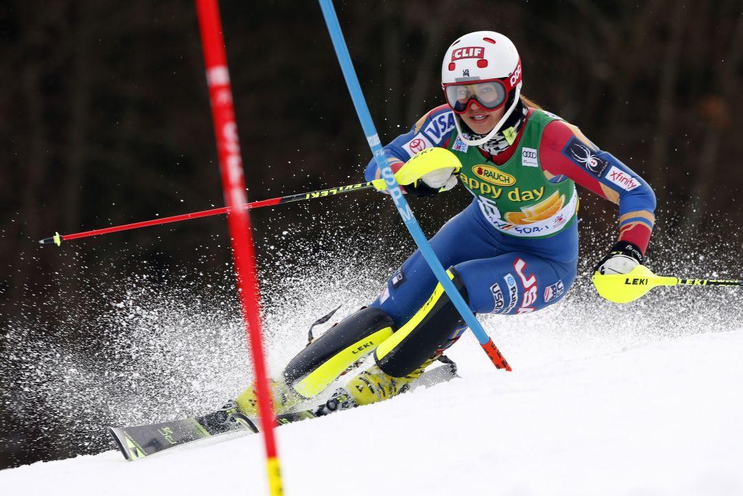 Tripletta statunitense nella prima di Nor-Am Cup: lo slalom di Copper Mountain vede brillare Lila Lapanja