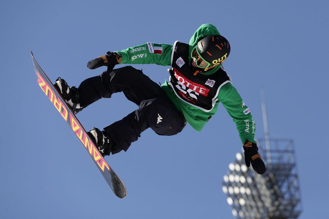 Coppa Europa di snowboard slopestyle, gli azzurri partono alla grande: Framarin è 2°, Lauzi 4°