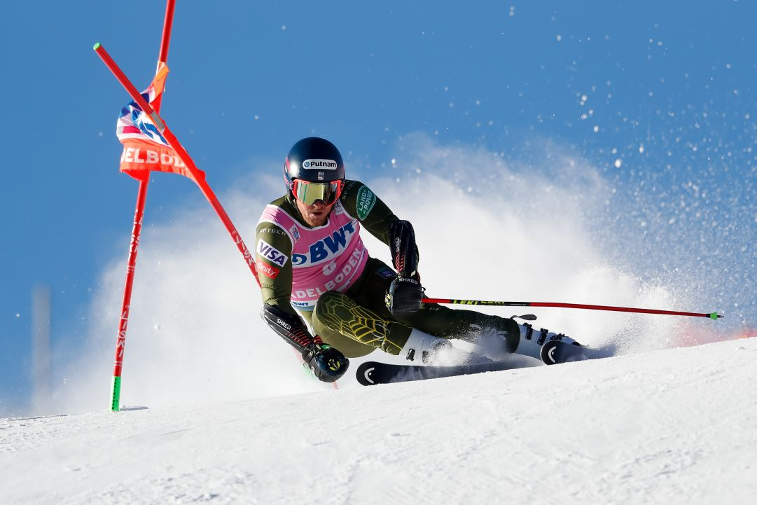 Ted Ligety ha deciso