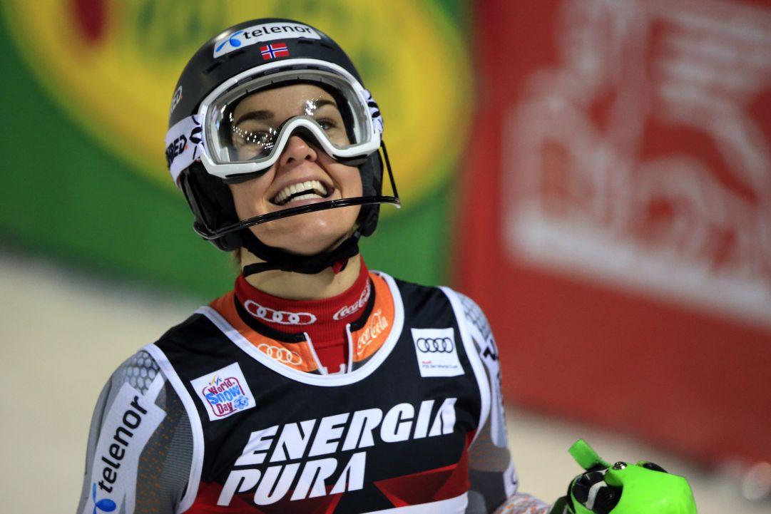 Un altro ritiro a sorpresa: Nina Haver-Loeseth lascia lo sci