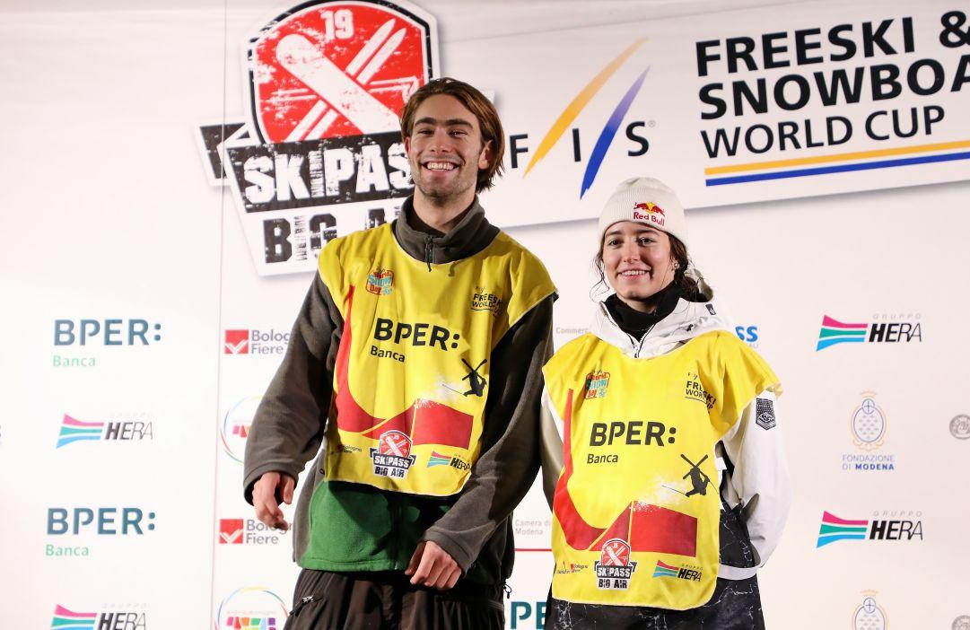 Skipass si chiude con le ultime sfide di un big air che sorride a Svizzera (doppietta tra le donne) e Stati Uniti
