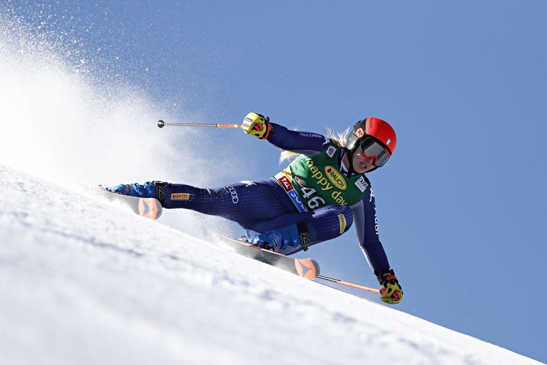 Arriva anche super Melesi: 'Soelden un punto di partenza, ora a Copper Mountain per allenarmi anche in velocità'