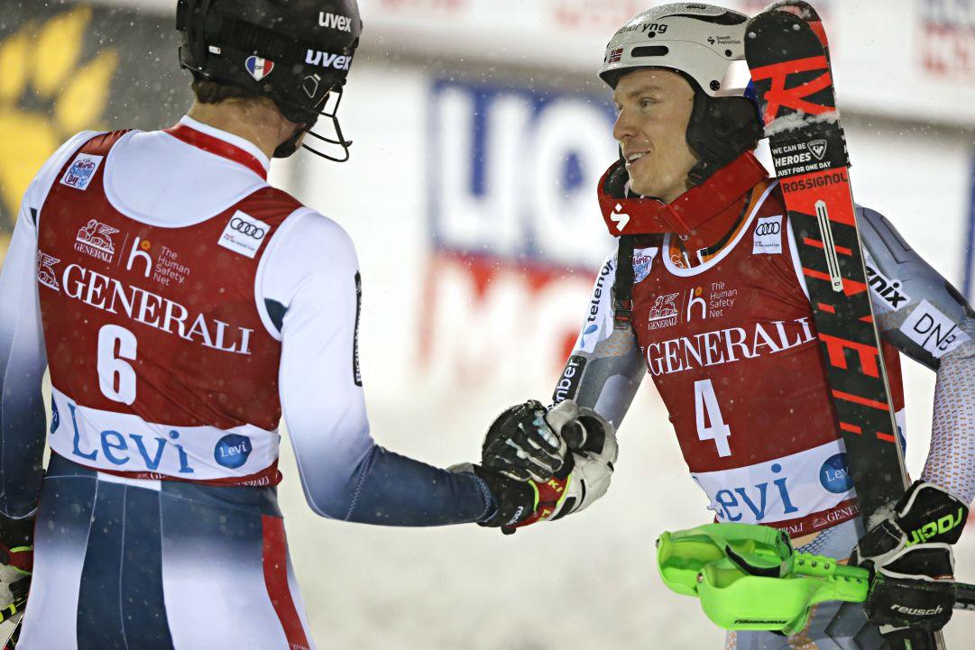 Il ruggito di Henrik: 'Vittoria fondamentale per la mia stagione'. Noel senza rimpianti: 'Avrei firmato alla vigilia'
