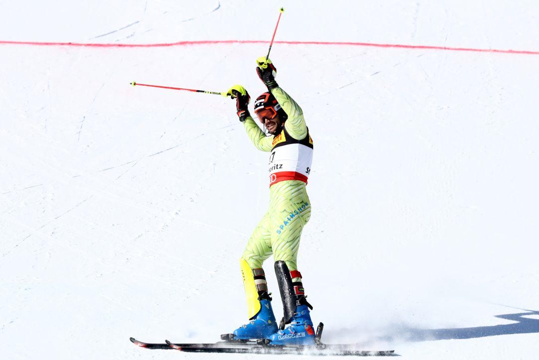 Lo slalom di Diavolezza premia ancora Salarich; le junior di Solda a Costella, Horellou, Schuler e Daepp