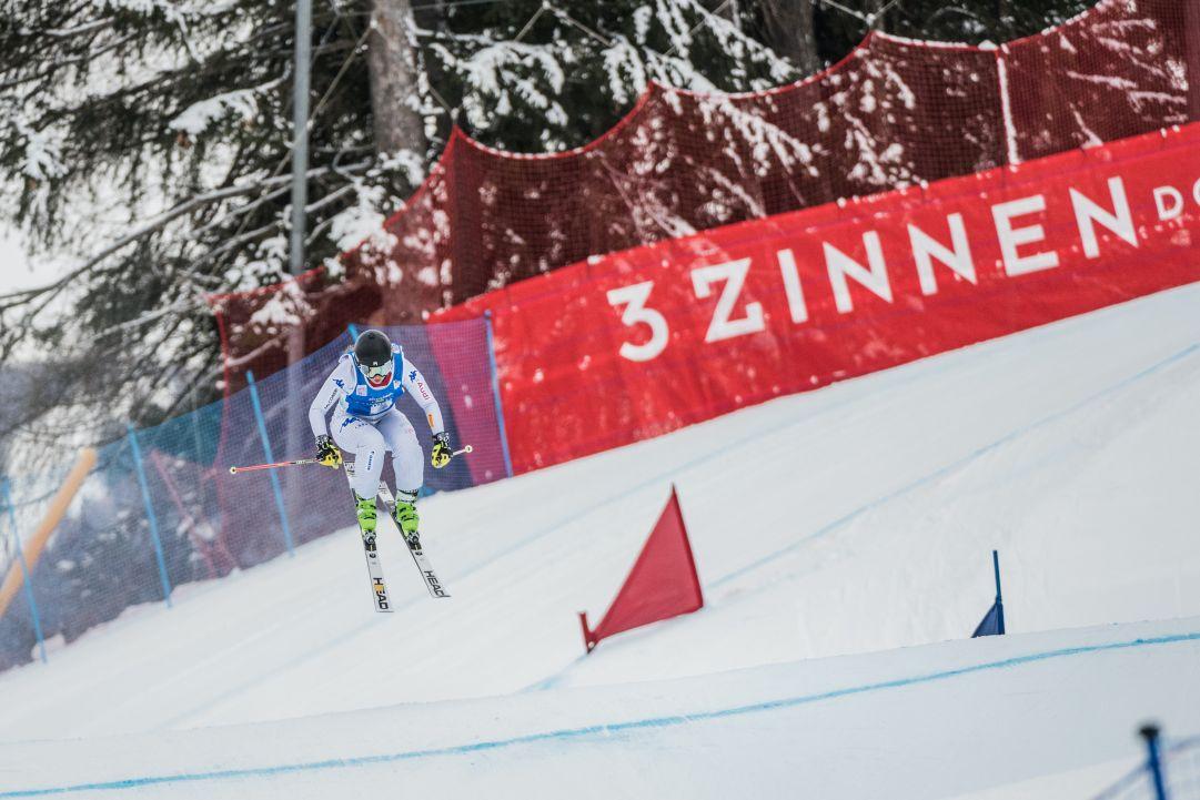 Lo spettacolo dello skicross a San Candido: Klotz ci crede verso le due gare di Coppa del Mondo