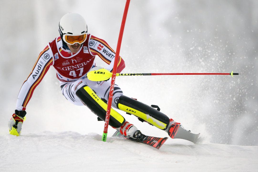Linus Strasser domina a Funesdalen: lo slalom di Coppa Europa parla tedesco, Sala si conferma al 7° posto