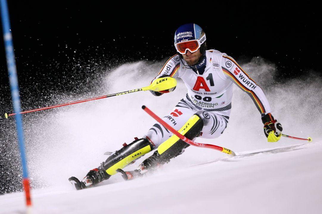 Fa crac pure Linus Strasser: scafoide fratturato e sei settimane di stop per lo slalomista tedesco