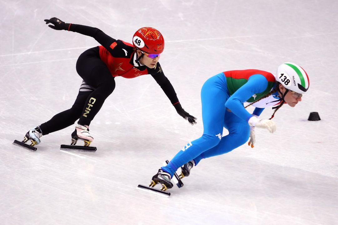 Altro podio azzurro a Montreal: Martina Valcepina seconda solo a Boutin sui 500 metri, ma è leader di specialità