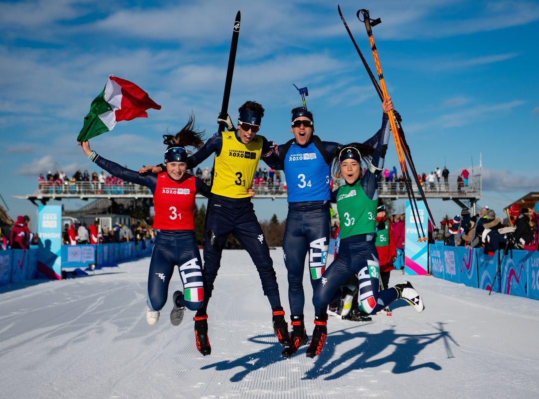 Le Olimpiadi giovanili degli azzurri? Le perle di biathlon e sci alpinismo, con bronzo finale dal settore nordico