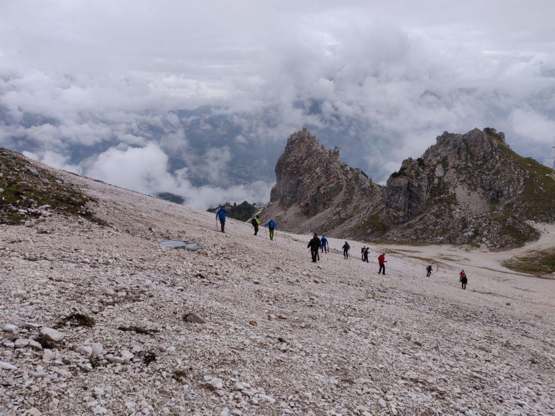 Tre giorni per 'studiare' Cortina: Infront e Rai al lavoro per le