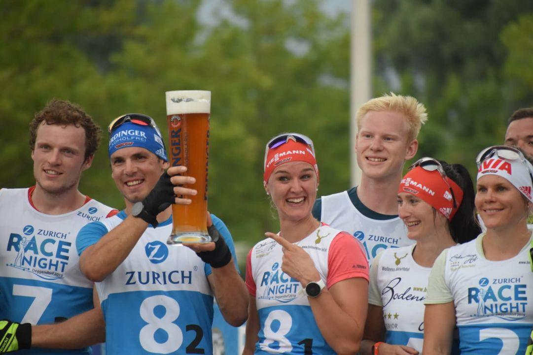 Herrmann-Schempp, un duo mondiale per la prima estiva a Deggendorf con la Zurich Race Night
