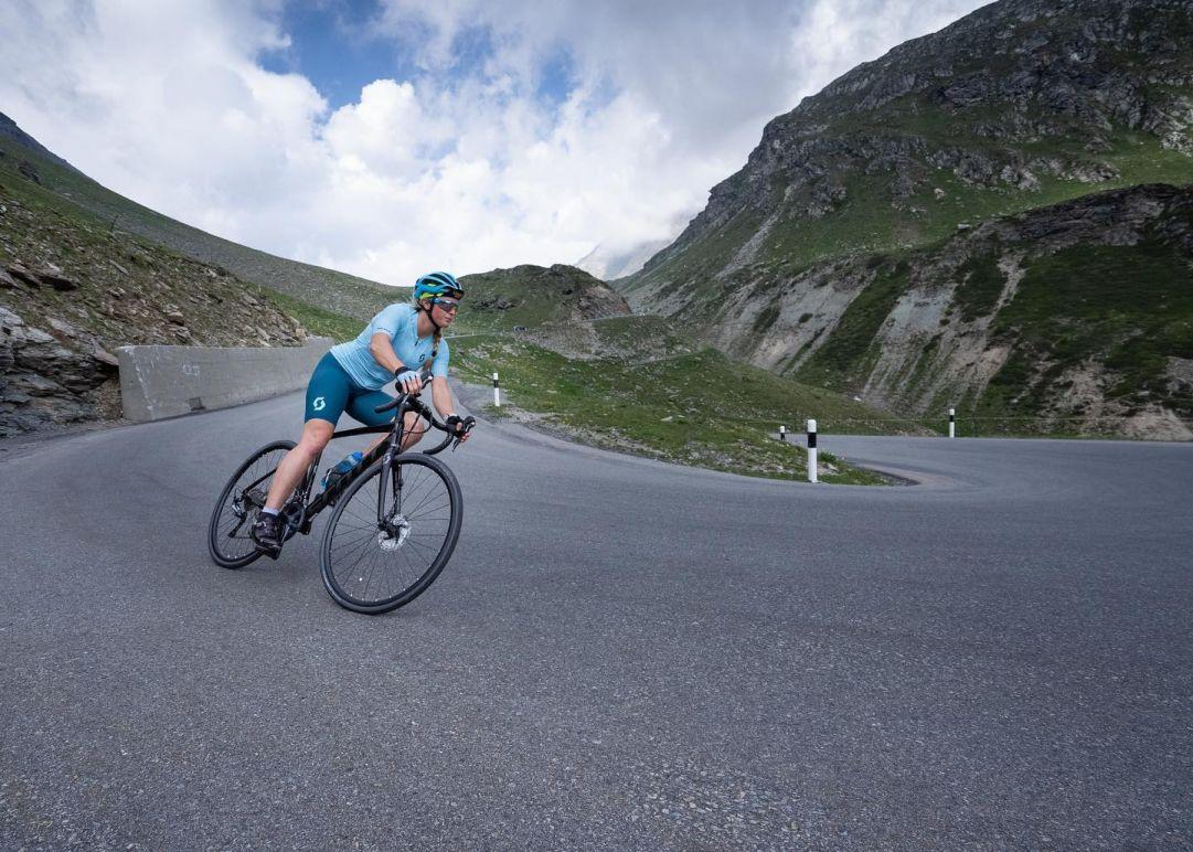 Michela Moioli non si ferma mai: da Tirrenia a Livigno, sino alla staffetta solidale in Val Seriana