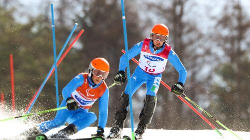 Le Fiamme Gialle festeggiano ancora: sarà Giacomo Bertagnolli il portabandiera azzurro alle Paralimpiadi