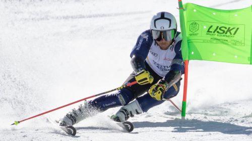 Mattia Casse lavora sul gigante per tornare alla grande in velocità: Zermatt e di nuovo Saas-Fee