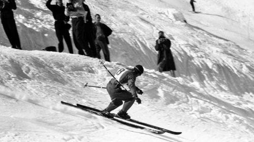 Settant'anni oggi dal trionfo di Zeno Colò nella discesa olimpica d