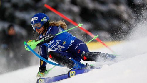 Le slalomiste azzurre lasciano Saas-Fee: settimana ok (con un po' di gigante) e il rientro di Della Mea