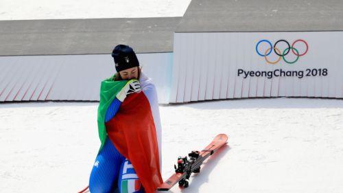 Ora è ufficiale, Sofia Goggia sarà l'unica portabandiera azzurra alle Olimpiadi di Pechino 2022!