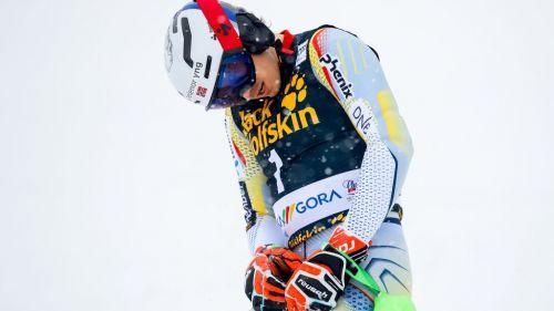 La stagione olimpica comincia nel peggiore dei modi per Kristoffersen: frattura all'astragalo del piede sinistro