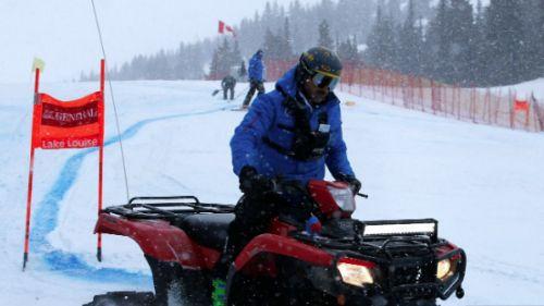 Start abbassato a Lake Louise, ma la partenza della prima discesa libera femminile della stagione è a rischio