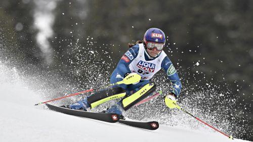 Lila Lapanja e il suo primo titolo nazionale: sua la combinata di Aspen, O'Brien esce sul più bello