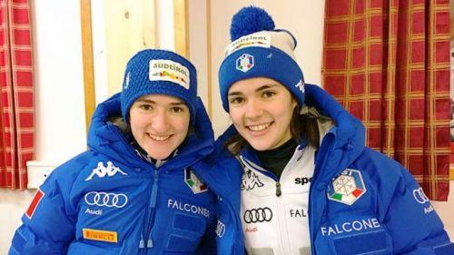 Il week-end di Predazzo sorride a Jessica Malsiner, mentre le sorelle Lara e Manuela chiudono in top ten a Stams