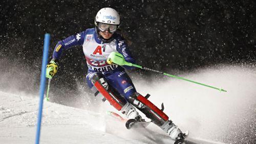 Luce verde per Marta Rossetti: a sei mesi dall'intervento c'è l'ok per il ritorno sugli sci. Troppo felice