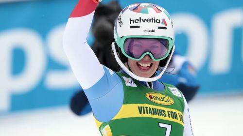 Michelle Gisin è tornata sugli sci a Zermatt. Prenn: Obiettivo Soelden, ma bisogna avere cautela