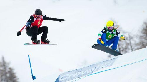 Tavole azzurre allo Stelvio da quest'oggi: le squadre di snowboard cross e alpino preparano la CdM