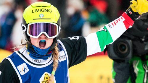 A Colere gli Assoluti di snowboard cross: sabato 10 aprile in pista per il tricolore Moioli e compagni