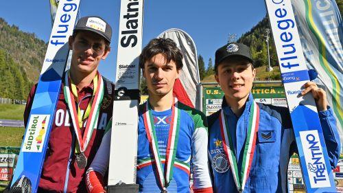 Lara Malsiner e Francesco Cecon nuovi campioni italiani di salto, Costa e Sieff tricolori in combinata nordica