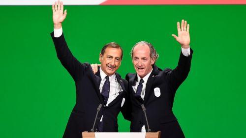 La politica fa festa con Milano-Cortina 2026: 'L'Italia unita e compatta è imbattibile'