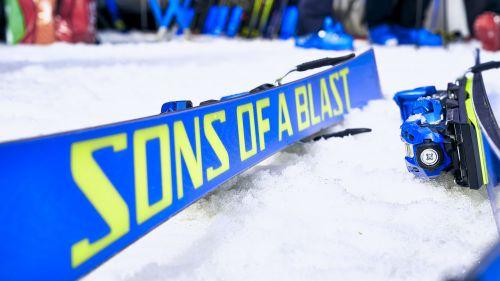 Salomon Slab Summer, ski test pronti per scendere in pista con i materiali di Bassino e De Aliprandini