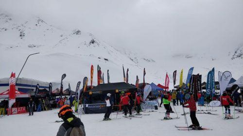 Salta il programma di Solda: troppa neve ai piedi dell'Ortles, niente slalom e giganti FIS