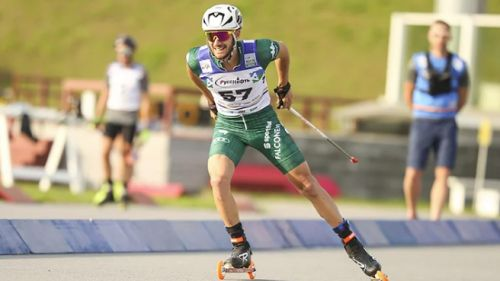 Coppa del Mondo di skiroll, ancora Matteo Tanel: 2° posto nella 15 km di Khanty Mansiysk