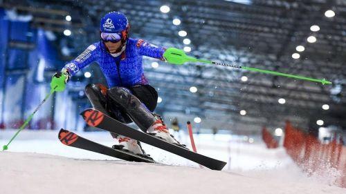 Petra Vlhova riprende gli allenamenti: tanto lavoro sullo slalom nella Snow Arena in Lituania