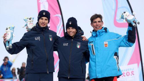 L'Italia dello sci alpinismo si regala una giornata storica agli YOG: ecco le prime tre medaglie