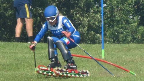 Che doppietta di Antonella Manzoni in Iran: la Coppa del Mondo di sci d'erba parla azzurro e Frau... rimonta