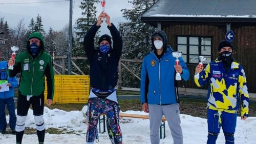Tra l'Abetone e Solda slalom e giganti FIS Njr: successi per Pisaneschi, Bertola, Lackner e Bernardi