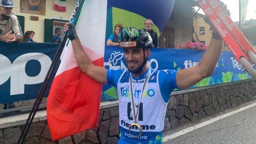 Un'altra giornata azzurra da sogno: terzo titolo mondiale per Emanuele Becchis, oro anche per Borettaz