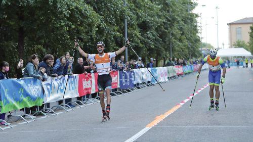 Sfrecciano gli iridati ai tricolori sprint di Skiroll in quel di Trento: titoli per Becchis e Borettaz