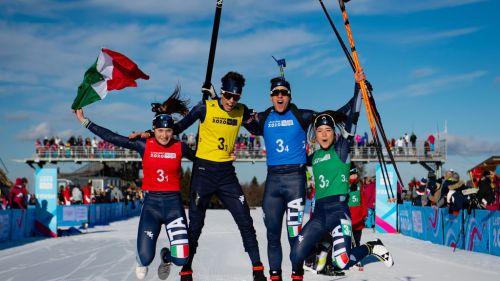 Anche il gruppo juniores/giovani con i big del biathlon azzurro a Forni Avoltri sino al 24 agosto